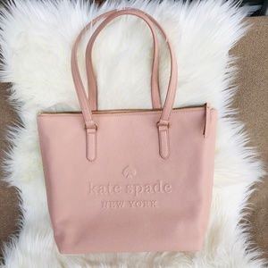 NWT: KATE SPADE Leather Remmi Tote